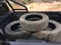 Vendo ou troco pneus Aro 18