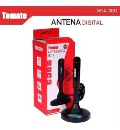 Antena Tv Conversor Digital Hdtv Interna Externa Cabo 3metro