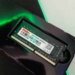 Memória RAM DDR4 Notebook