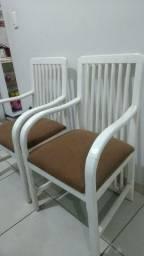 Cadeiras / Poltrona - 2 peças