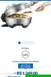 Forno elétrico de pizza