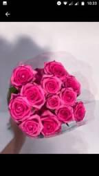 Rosas naturais