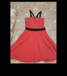 Vende- se vestido rosinha