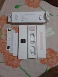Apple watch S5 - 44mm rose (lacrado) 1 ano de garantia