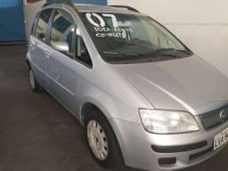 Fiat Idéia 2007 1.4 ELX