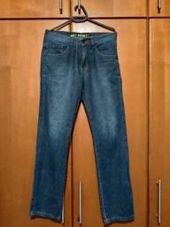 Calça jeans masculina Hot Point nova