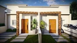 Terreno Efapi Esquina - Frente Norte (projeto aprovado, 4 casas)