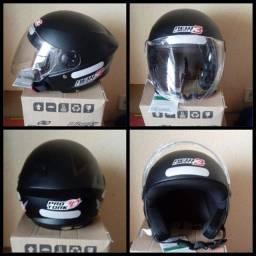 Promoção capacete new Liberty 3 NOVO