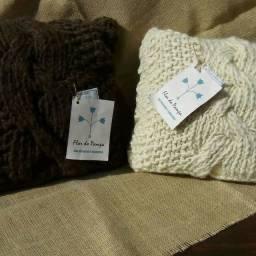 Artesanato em lã