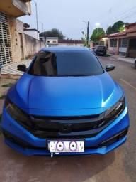 Honda civic TOURING aut.2020