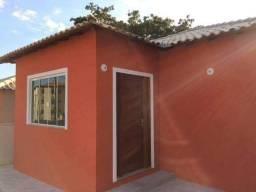 São pedro da Aldeia/Poço Fundo/Casa linear/3Qts(suite)