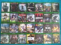 Xbox One Jogos (só os tops)