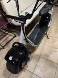 Scooter elétrica GO-O