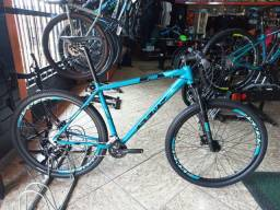 Bicicleta Mtb Sense Fun Comp Tamanho Xl 2021/22 Freio Hidráulico 2x8v
