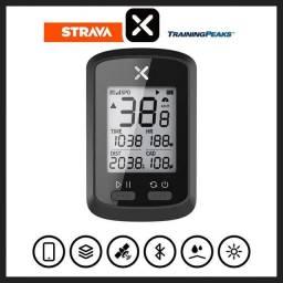 GPS XOSS G+ ANT+ e Bluetooth
