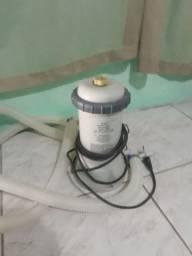 Bomba filtro de piscina .Funcionando perfeitamente