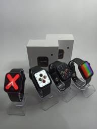 Relogio Smartwatch Inteligente Iwo 12 Lite W26 Tela Infinita + Película de Brinde