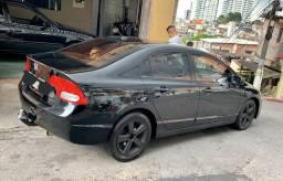 New Civic LXS 2009 Automático - Aceito troca SUV