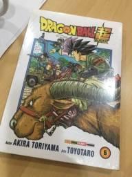 Dragon Ball Super - Mangá - Panini