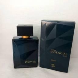 Perfume essencial Oud masculino