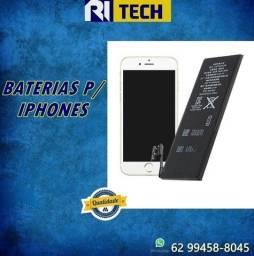 Bateria p/ Iphones - Consultar Modelo do Aparelho