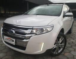 Ford Edge 2012! Impecavel! + Baixo Km! + Banco de couro!