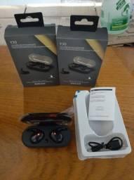 Fone de ouvido Bluetooth y30 produto novo