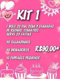 Kit Festa 90 reais