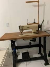 Máquina de costura reta industrial Pfaff  2500 pontos  usada