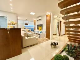 Luxuosa cobertura 3 quartos 182m² finamente montada em Morada de Laranjeiras