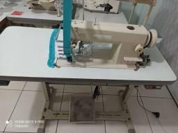 Máquina de costura pra tapete frufru