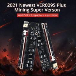 Adaptador Riser Ver009s Plus PCI-E -Promoção-
