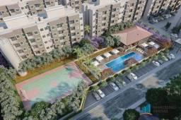 Apartamento com 2 dormitórios à venda, 49 m² por R$ 177.235,00 - Centro - Eusébio/CE