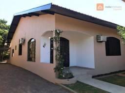 Casa com 3 dormitórios à venda, 124 m² por R$ 450.000 - Osvaldo Cruz - Palotina/Paraná