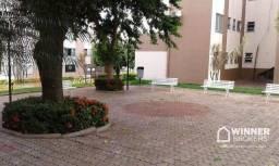 Apartamento com 2 dormitórios à venda, 53 m² por R$ 160.000,00 - Vila Bosque - Maringá/PR