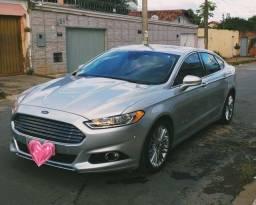 Ford Fusion Hibrid titanium Impecável