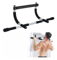 Barra Porta Multifuncional Musculação Calistenia Portátil