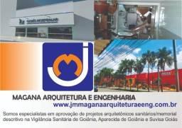Projetos na Vigilância Sanitária de Goiânia e/ou Aparecida de Goiânia e Suvisa Goiás.