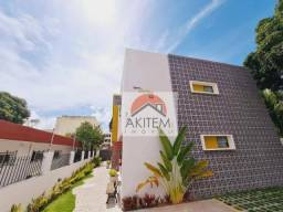 Apartamento com 2 dormitórios à venda, 56 m² por R$ 214.000,00 - Jardim Atlântico - Olinda