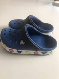 Croc infantil Mickey
