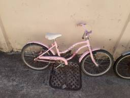 Bicicleta Caloi Ceci aro 20