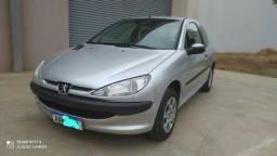 Peugeot 206 sensation 1.4 Flex 2008