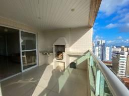 Título do anúncio: Apartamento com 2 dormitórios à venda, 86 m² por R$ 450.000,00 - Vila Guilhermina - Praia