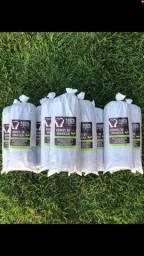 Húmus De Minhoca Kit 10 Pacotes 1,5 Kg, Fertilizante Orgânico