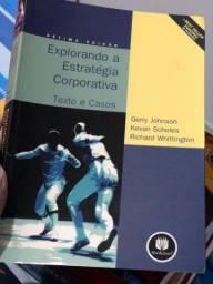 Livro Explorando a estratégia corporativa: Textos e casos