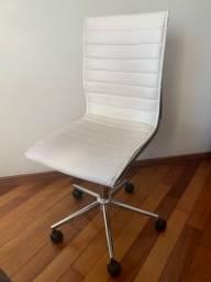 Cadeira para escritório branca