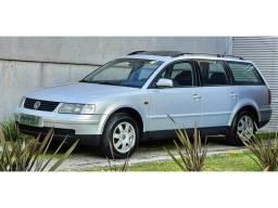 Volkswagen Passat Variant 2.8 VARIANT V6 30V GASOLINA 4P TIPTRONIC 1998/1999