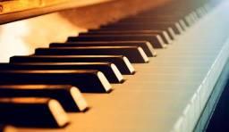 Aulas de violão, teclado, guitarra, baixo, canto, cavaco, violino