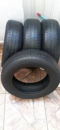 Vendo 4 pneus aro 14