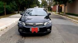 Honda Civic Lxs Aut. Flex 2014